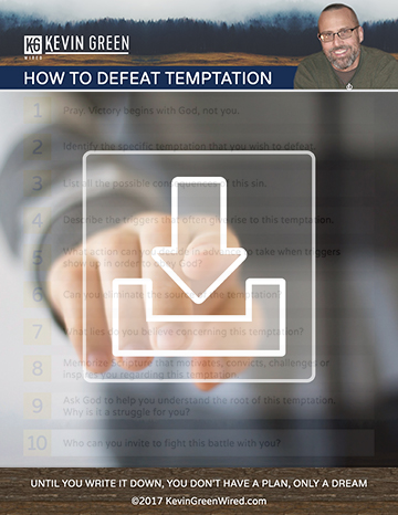 How to Defeat Temptation